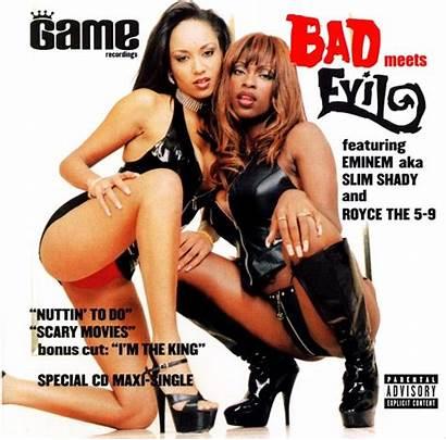 Bad Meets Evil Nuttin Scary Movies Eminem