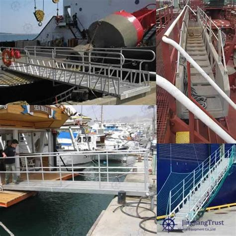 Ship Gangway by Supply Cheap Flat Plate Ships Gangways Buy Ships