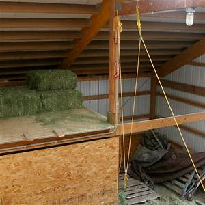 hay pulley system helen hutchens With barn hoist system