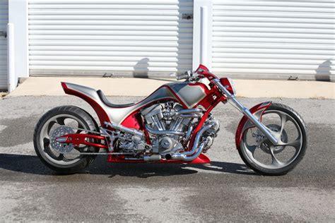 Covington's Turbo Custom Motorcycle