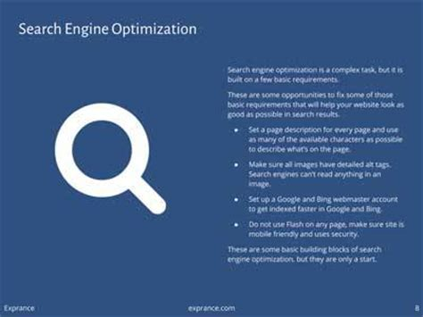Seo Optimization Checker by Check Your Presence How Others See Your