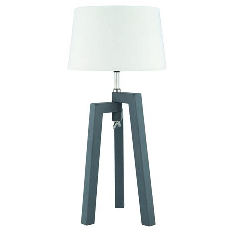 wooden tripod floor l with grey shade top 28 floor l grey shade loft dark grey laminate