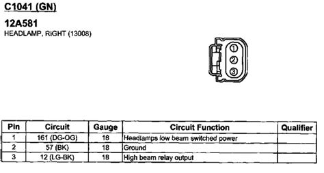High Beam Fuse Diagram 2007 F150 by Highbeam Fuse Diagram 2007 F150 Wiring Diagrams Dock