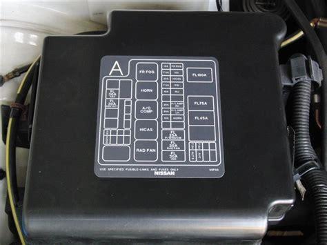 1990 Nissan 240sx Fuse Box Diagram by S14 Fuse Box Decals Restomod 忍者