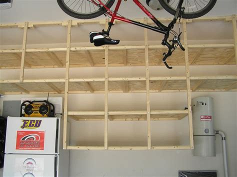 Garage Shelving Hanging by 39 Best Wall Storage Organization Ideas Images On