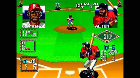 englishretro neo geo cd baseball stars  youtube