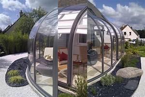 Abri De Terrasse Rideau : abri terrasse perle solar v randa bioclimatique ~ Premium-room.com Idées de Décoration
