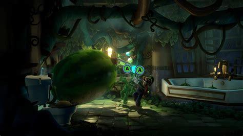 mansion luigi game nintendo luigis release screenshots come