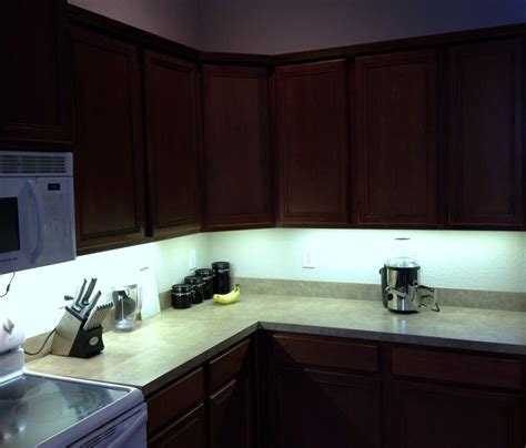 Led Lighting In Kitchen Cabinets by Kitchen Cabinet Professional Lighting Kit Cool White