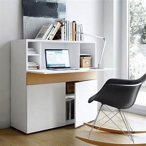 Sekretär Modern Design : moderner sekret r lackiertes holz integrierter ~ Watch28wear.com Haus und Dekorationen