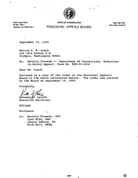 salary reduction letter  employee salary reduction