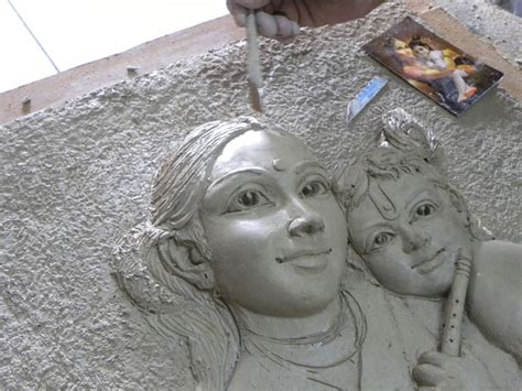 Kebaya Jadi Tile Stik Krisna d source design gallery on of sculpture clay