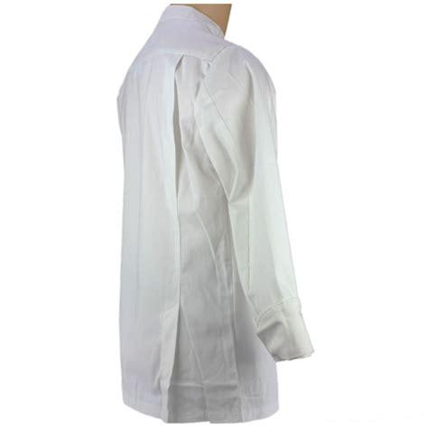 veste de cuisine pas chere veste cuisine homme pas cher à manches longues lisavet