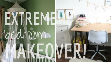 Extreme Bedroom Makeover!