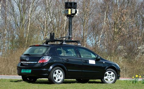 Google Street View Cars Measure And Map Air Pollution