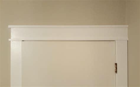 Installing Craftsman-style Door