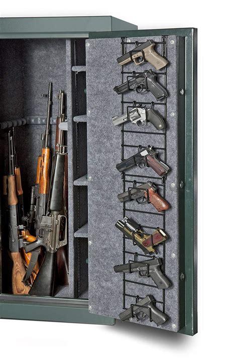 gun safe pistol rack rack em the maximizer 8 pistol rack gun safe rack