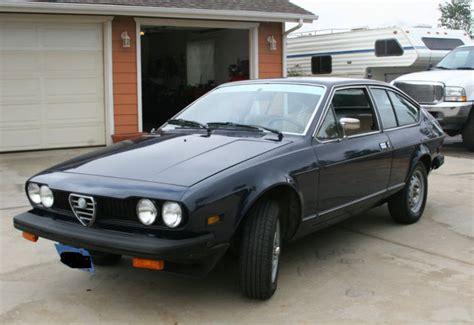 Alfa Romeo Alfetta For Sale by 1977 Alfa Romeo Alfetta Gt Classic Italian Cars For Sale