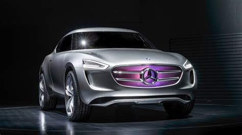 Electric Car Energy by Mercedes Hydrogen Electric Hybrid Harvests Solar And Wind