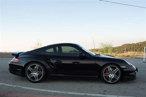 black porsche 911 turbo 2007 porsche 911 turbo black rennlist porsche