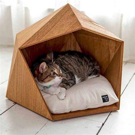 Modern Cat House Diy 60 Meowlogy