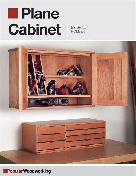 Plane Cabinet by Plane Cabinet Project Popular Woodworking Magazine