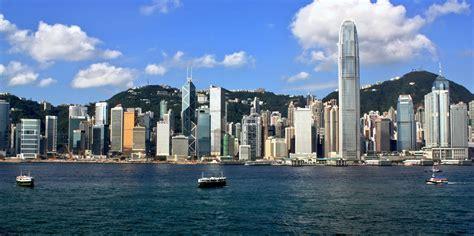hong kong island city  hong kong thousand wonders
