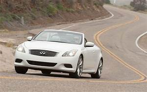 Infiniti G37 Convertible To Start At  44 715  Sport Model