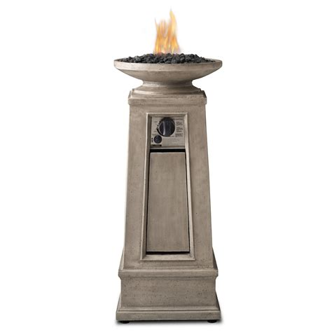 Discontinued Uttermost Ls by Real Corsica Propane Column