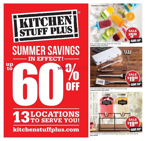 kitchen stuff plus kitchen stuff plus flyer june 9 to 19