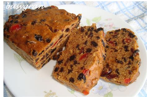 busy grans kitchen fruit cake