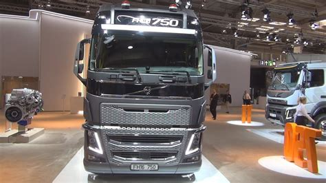 volvo fh   heavy duty tractor truck