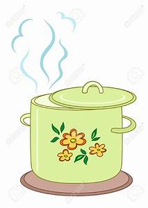 Steaming Pot Clipart (34+)