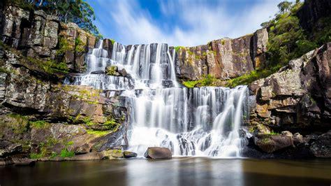 Ebor Waterfall Backgrounds by Ebor Waterfall In Australia Hd Wallpapers
