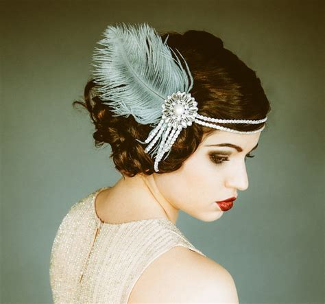 1920 Wedding Hairstyles by Vintage Hairstyles That Match Your Vintage Dress Hair