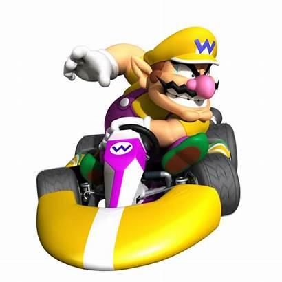 Mario Kart Wii Render