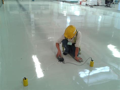 Waterproofing Malaysia Project Reference, Epoxy Flooring