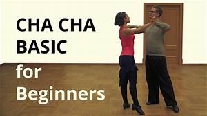 Cha Basic Steps For Beginners    Latin Dance