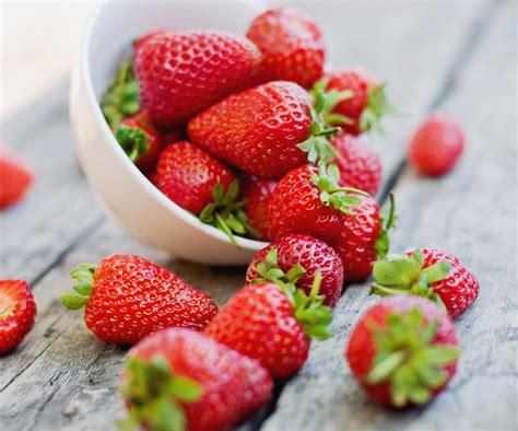 cuisine magique recettes de fraises infos et astuces de cuisine marciatack