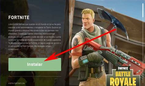 Descargar Fortnite Battle Royale para PC • [GRATIS Y EN ...