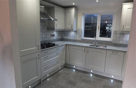 hutton light grey kitchen real kitchens design