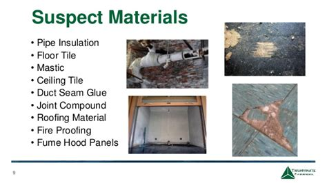 handling hazardous building materials   avoid