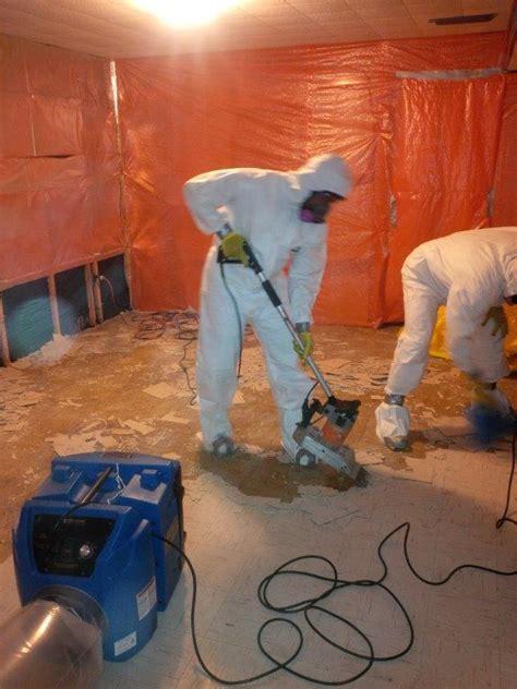 cost  asbestos removal canadas restoration services