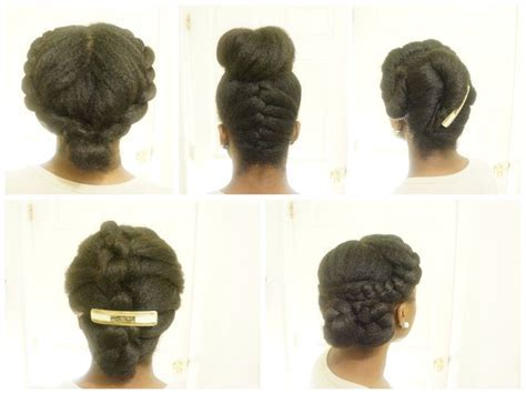 5 Last Minute Holiday Hairstyles for Natural Hair   YouTube