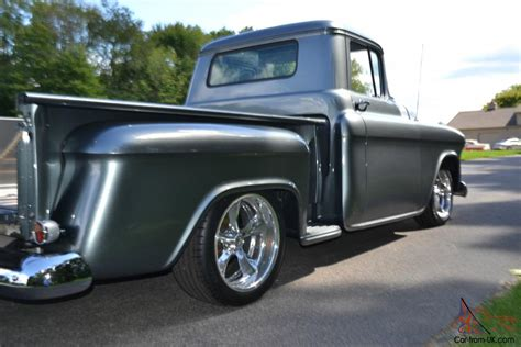 chevy truck zl restomod west coast customs