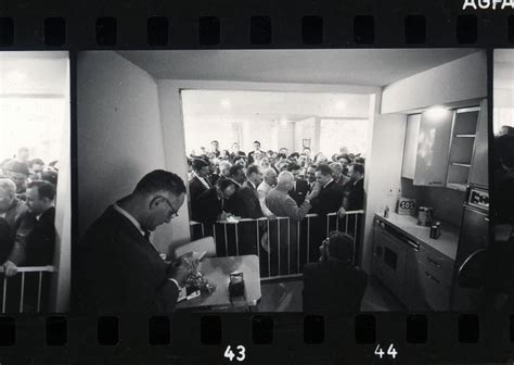 Kitchen Debate And Cold War by 20 Photographs From The 1959 Cold War Kitchen Debate