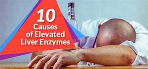 10 Causes Of Elevated Liver Enzymes