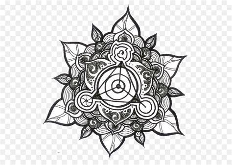 tattoo mandala penrose triangle symbol mandala tattoos