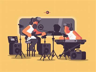 Recording Studio Kit8 Animation Sound Event Coverage