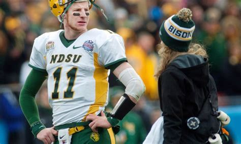 carson wentz archives bison illustrated
